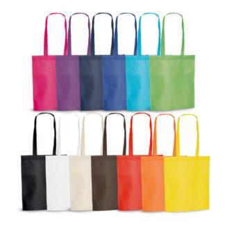 Bolsas no tejido personalizadas baratas