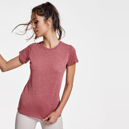 Camisetas Mujer Roly FOX WOMAN