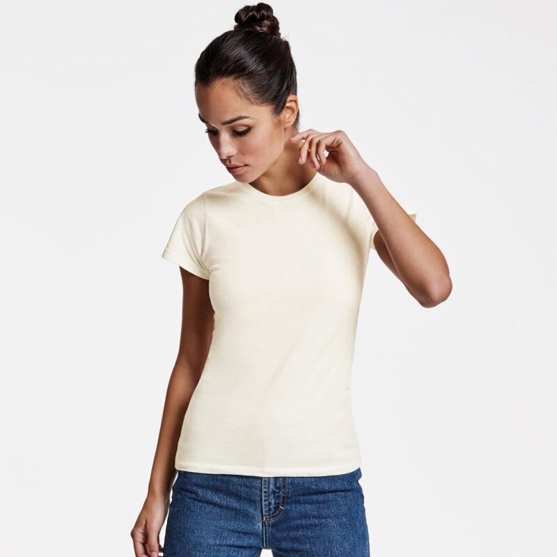 Camisetas Mujer Roly BASSET WOMAN