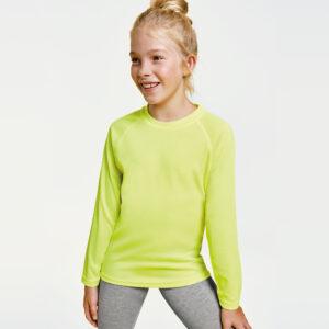 Camisetas Roly Kids MONTECARLO L/S